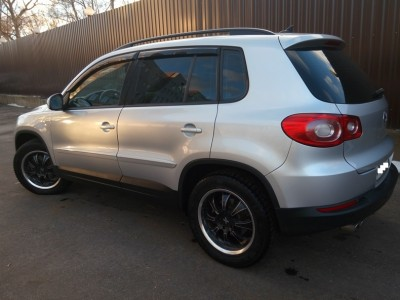 Volkswagen Tiguan 2.0 AT